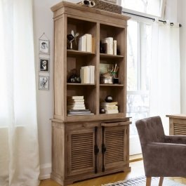 Schrank Woodlawn antikbraun