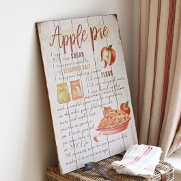Dekoboard Apple Pie