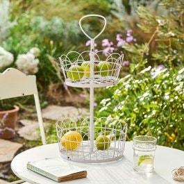 Etagere Foulques antikweiss