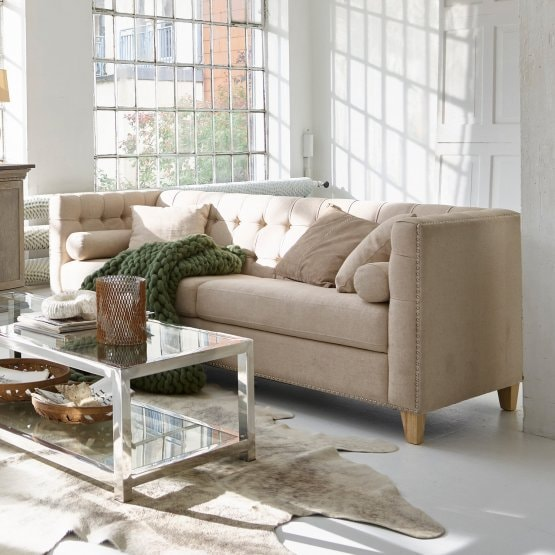 Sofa Wirnthrop beige